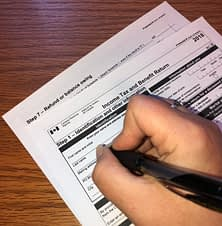 Family Income Tax Returns