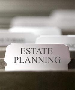 Estate Tax Planning Image