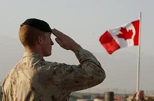 Canadian Forces Military Income Tax Preparation Image